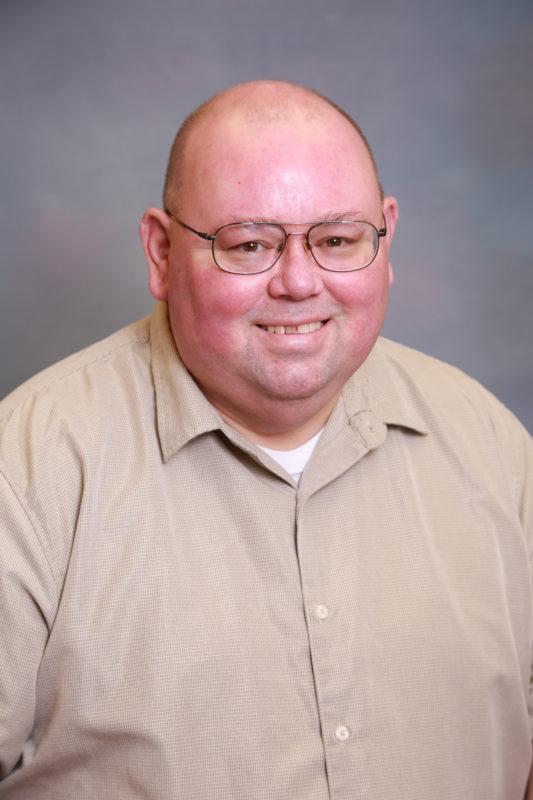 Council President Scott Harden